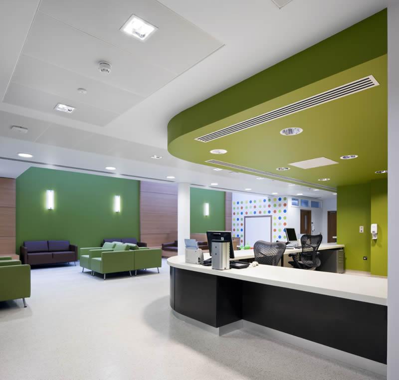 world s best interior designer for hospital hospitality