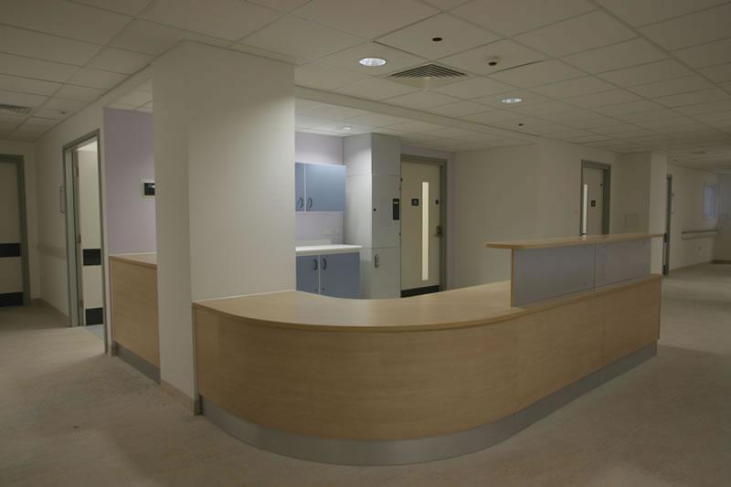 best interior designer for hospital clinic nursing home test labs