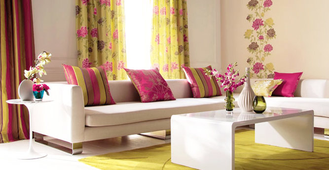 blinds curtains gurgaon interiors designers decorators