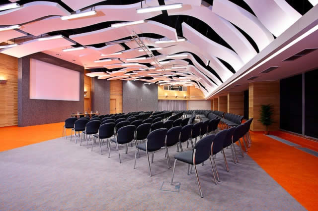 conference hall gurgaon interiors designers