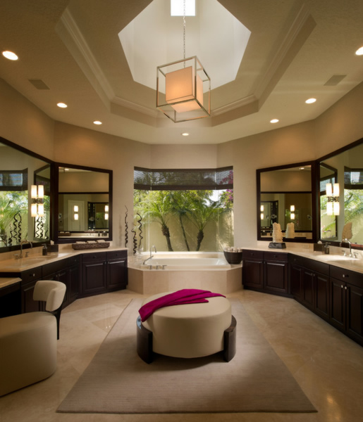 Top interior design services for luxury hotels resorts for Bathroom interior design chennai