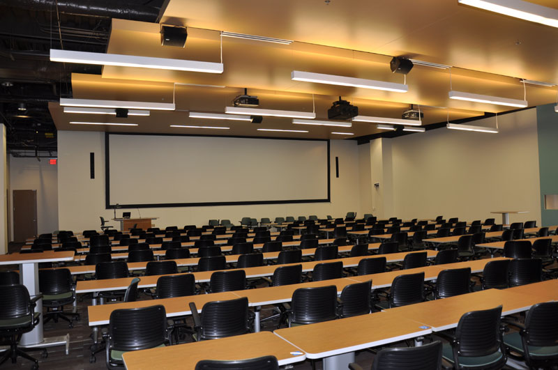 civil contractor interior designers architects for school college class room conference hall in india