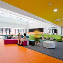 cool-class-room-colorful-interior-design for school college university institution in delhi gurgaon india
