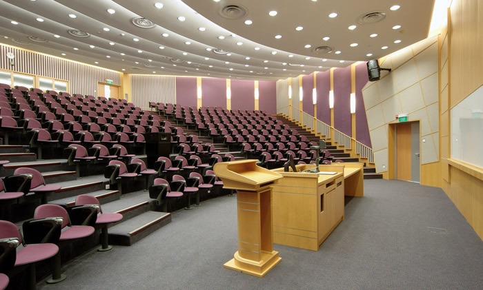 top and famous interior designers for school college university it park in delhi gurgaon india